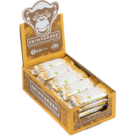 Chimpanzee Organic Protein Bar Box 25x45g, Banana (Vegan)